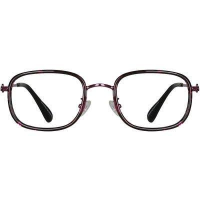 Rectangle Eyeglasses 135781-c