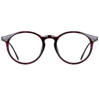 Round Eyeglasses 135797-c