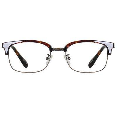 Browline Eyeglasses 135860-c