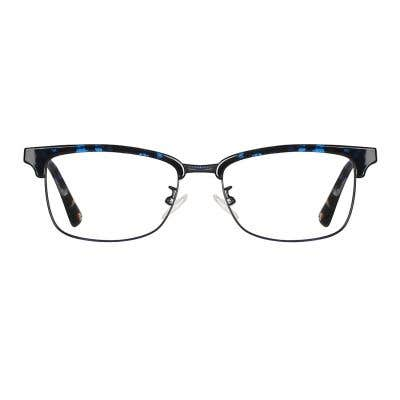Browline Eyeglasses 135864-c