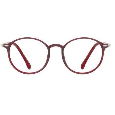 Round Eyeglasses 135868-c