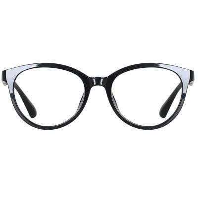 Cat Eye Eyeglasses 135871-c
