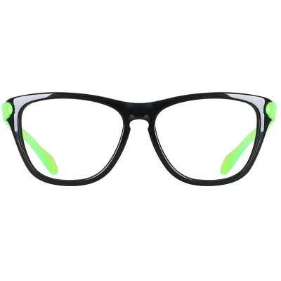 Cat Eye Eyeglasses 135898-c