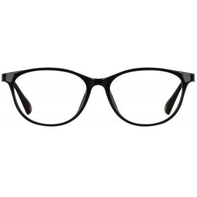 Cat Eye Eyeglasses 135944-c