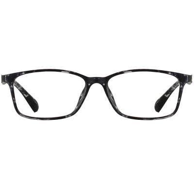 Rectangle Eyeglasses 135976