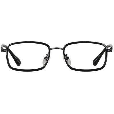 Rectangle Eyeglasses 135983-c