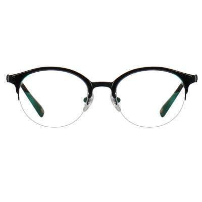 Round Eyeglasses 135986-c