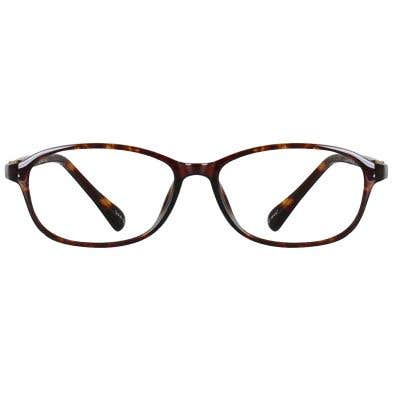 Rectangle Eyeglasses 136016-c