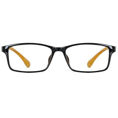 Rectangle Eyeglasses 136038-c