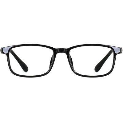 Rectangle Eyeglasses 136047-c