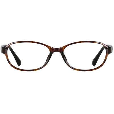 Oval Eyeglasses 136057-c