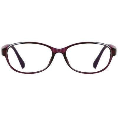 Oval Eyeglasses 136060-c