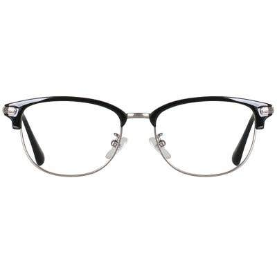Browline Eyeglasses 136111-c