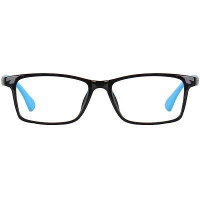 Rectangle Eyeglasses 136115-c