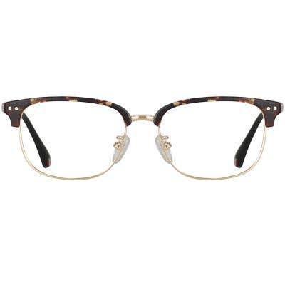 Browline Eyeglasses 136142-c