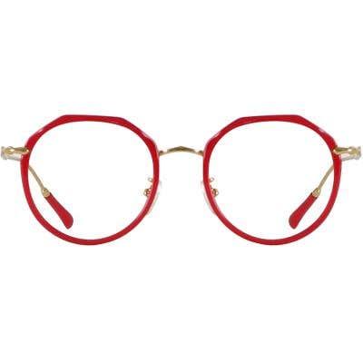 Round Eyeglasses 136172-c