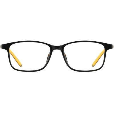 Rectangle Eyeglasses 136183-c