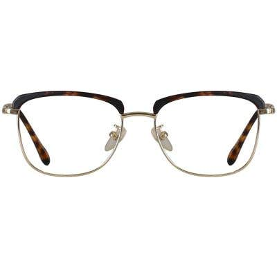 Browline Eyeglasses 136254-c