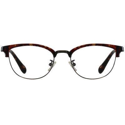 Browline Eyeglasses 136299-c