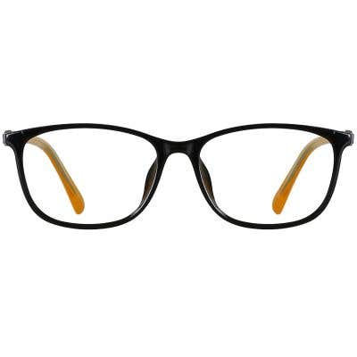 Rectangle Eyeglasses 136313-c
