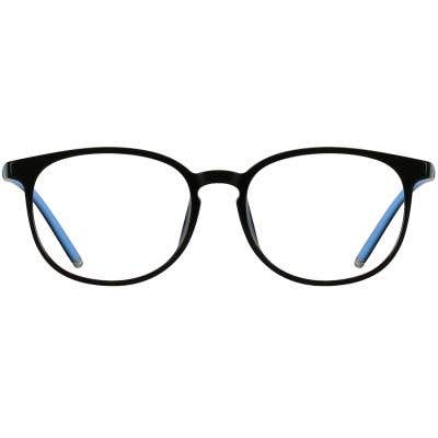 Rectangle Eyeglasses 136360-c