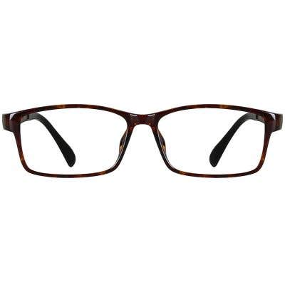 Rectangle Eyeglasses 136403-c