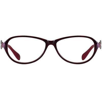 Cat Eye Eyeglasses 136405-c