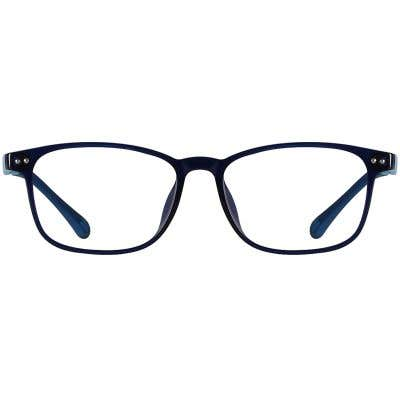 Rectangle Eyeglasses 136410-c