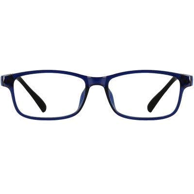 Rectangle Eyeglasses 136418