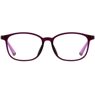 Rectangle Eyeglasses 136430