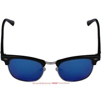 Browline Eyeglasses 136439-c