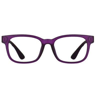 Rectangle Eyeglasses 136465-c