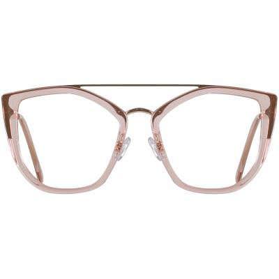 Cat Eye Eyeglasses 136541