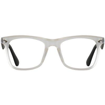 Rectangle Eyeglasses 136543