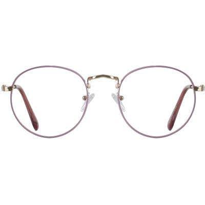 Round Eyeglasses 136548