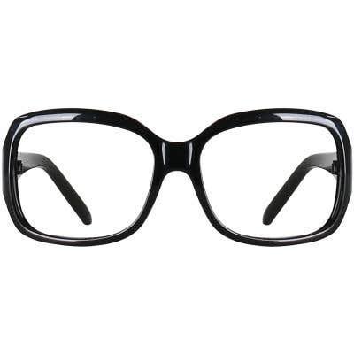 Rectangle Eyeglasses 136552