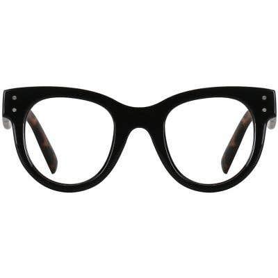 Round Eyeglasses 136557