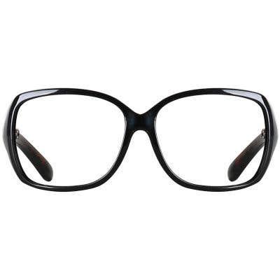 Rectangle Eyeglasses 136558