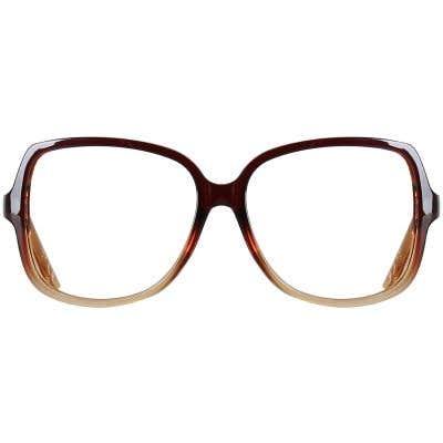 Rectangle Eyeglasses 136564