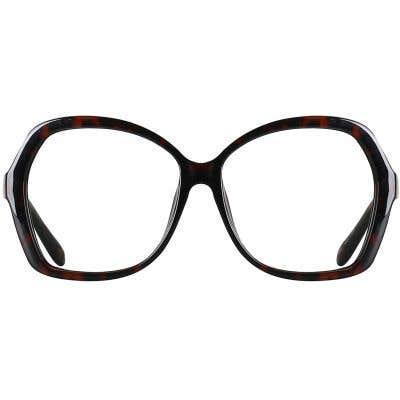 Rectangle Eyeglasses 136568