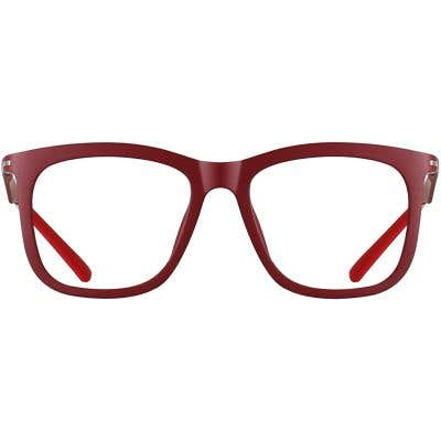 Rectangle Eyeglasses 136569