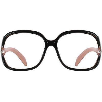 Rectangle Eyeglasses 136571