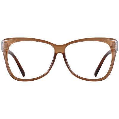 Rectangle Eyeglasses 136576