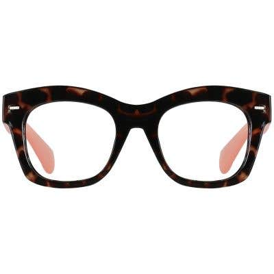 Rectangle Eyeglasses 136580