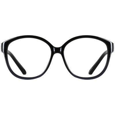 Rectangle Eyeglasses 136582