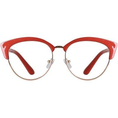 Browline Eyeglasses 136587