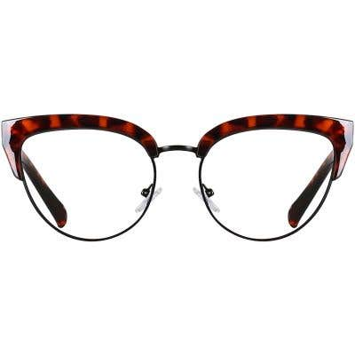 Browline Eyeglasses 136588
