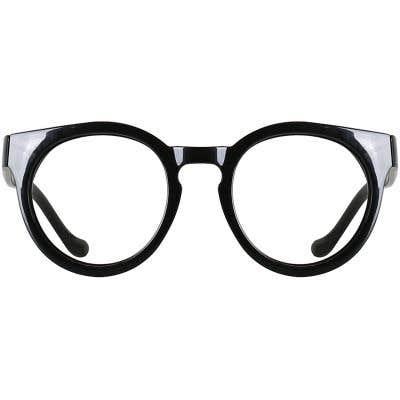 Round Eyeglasses 136600
