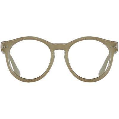 Round Eyeglasses 136633