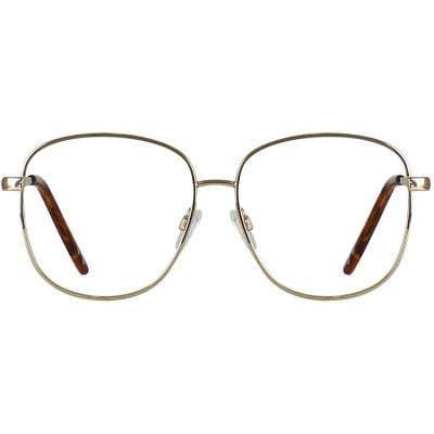 Rectangle Eyeglasses 136672